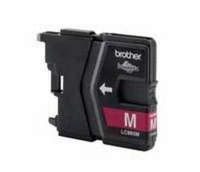 Magenta Inkjet Cartridge BROTHER (Approx. 260 pages in accordance with ISO/IEC 24711)