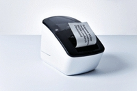 Label Printer BROTHER QL700, DK tape and Label Printer QL700, DK label up to 62 mm width, 150 mm/s print speed, 300 dpi resolution, Durable Auto Cutter, LED, USB Port