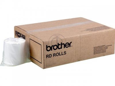 Tape BROTHER Continuous Paper Tape (102mm x 44.3M)