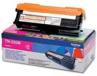 Magenta Toner Cartridge BROTHER (Approx. 1,500 pages declared in accordance with ISO/IEC19798)