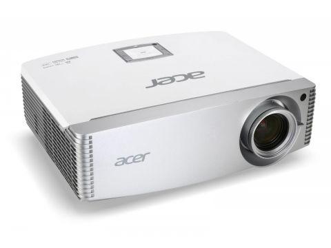 PJ Acer H6502BD Native 1080p, DLP® 3D Ready, Full HD 1080p (Data), Contrast: 20 000:1, Brightnes: 3400 lumens, Input: Analog RGB/Comp.Video (D-sub)x1; Composite Video (RCA)x1; HDMI (Video, Audio, HDCP)x1; HDMI/MHL; PC Audio; Acer SmartFormat; Sp. 1x10W, L