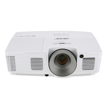 PJ Acer H6517АBD 1080p, DLP® 3D Ready, Full HD 1080p (Data), Contrast: 20000:1 DynamicBlack, Brightnes: 3400 lumens, Input: Analog RGB/Comp.Video (D-sub)x1; HDMIx1; PC Audio; Control Interface: USB(Mini-B), LumiSense+, Acer ColorSafe II, Color Boost II+,