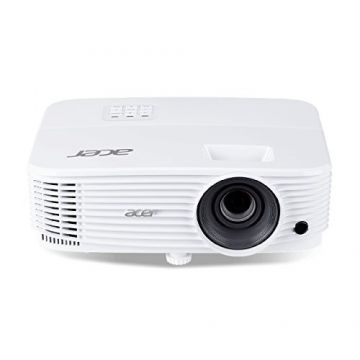 PJ Acer P1350W DLP® 3D ready, Resolution: WXGA(1280x800), Format: 16:10, Contrast: 20 000:1, Brightness: 3 700 lumens, Input: 2xHDMI®, 1xHDMI®MHL, Analog VGA 1xIn 1xOut, Composite Video (RCA) x 1, USB (Mini-B)x1, Acer ColorSafe II, Acer ColorBoost3D, Extr