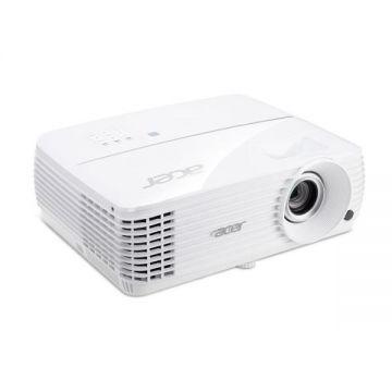 PJ Acer P1650, DLP® 3D ready Resol.: WUXGA (1920x1200), Format: 16:10 (Native), Contr. Dynamic Black 10 000:1, Brightn.: 3500 lumens; Input: HDMIx1, MHLx1, Composite (RCA), VGA In x1, RS232, Audio 10W built-in sp.; Acer ColorSafe II, Color Boost 3D, AutoK