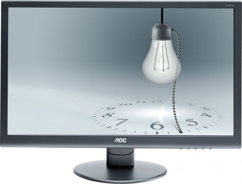 "Монитор AOC 21.5"" IPS 1920x1080 16:9  250cd 50M:1 5ms Speakers  VGA, HDMI x2 TCO 5.0 Black/Metal Silver 3 years"