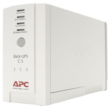 APC Back UPS CS 350VA, USB connectivity