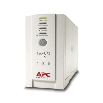 APC Back UPS CS 650VA, USB connectivity