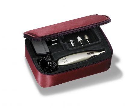 Beurer Професионален комплект за маникюр/педикюр, 9 накрайника, несесер за съхранение