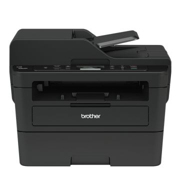 Laser Multifunctional DCPL2552DN, 34 ppm, 128 MB, Duplex, 250 paper tray, Up to 1200 page inbox toner, GDI, 1200x1200 dpi, 10Base-T/100Base-TX, IEEE 802.11b/g/n