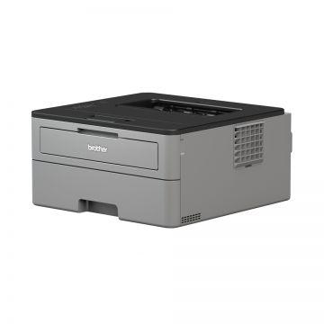 Laser Printer BROTHER HLL2312D, 30 ppm, 32 MB, Duplex, 250 paper tray, Up to 700 page inbox toner, GDI, 1200x1200 dpi, Hi-Speed USB 2.0