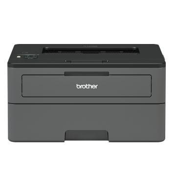 Laser Printer BROTHER HLL2372DN, 34 ppm, 64 MB, Duplex, 250 paper tray, Up to 700 page inbox toner, GDI, 1200x1200 dpi, Hi-Speed USB 2.0
