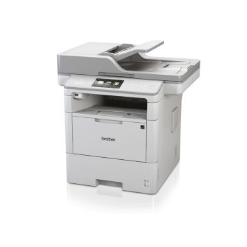 Laser Multifunctional BROTHER MFCL6800DW, Printer & copier 46 ppm, Interfaces USB 2.0/Network (Gigabit)/WLAN/NFC, ADF 80 Duplex, Toner option SHY up to 12.000 p.