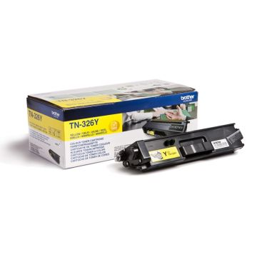 Toner Yellow cartridge BROTHER (4000 p.) for DCP L8400CDN, L8450CDW; HL-L8250CDN, L8350CDW, L8350CDWT; MFC L8650CDW, L8850CDW