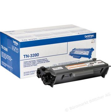 Toner Cartridge BROTHER Black for DCP 8250DN; HL6180DW; MFC8950DW 12000 pages