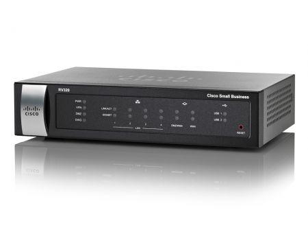 Маршрутизатор Cisco Gigabit Dual WAN VPN Router