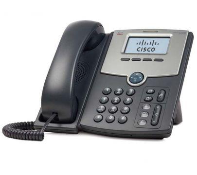 IP Телефон CISCO SPA512G 1 Line IP Phone with Display, PoE and Gigabit PC Port