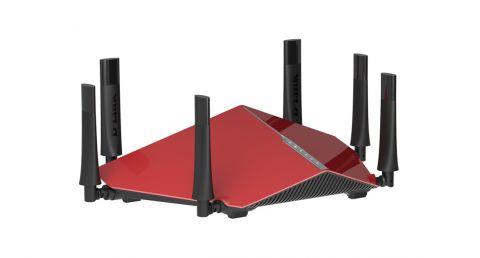 Маршрутизатор D-Link DIR-890L Wireless AC3200 Dualband Gigabit Cloud Router