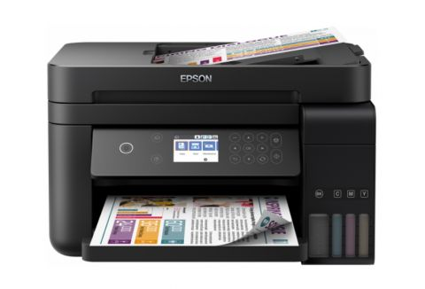 Multifunctional Inkjet Device EPSON L6170, Print, scan and copy