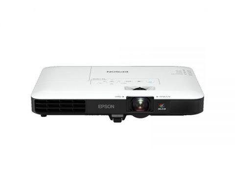 Multimedia Projector EPSON EB-1780W, Ultra mobile, WXGA, 1280 x 800, 16:10, HD ready, 3,000lumen- 1,900lumen(economy), 10,000: 1, USB 2.0 Type A, USB 2.0 Type B, VGA in, HDMI in, Composite in, Stereo mini jack audio in, Miracast, MHL, Wireless LAN IEE