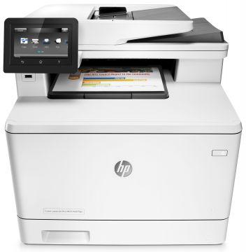 Принтер HP Color LaserJet Pro MFP M477fdn