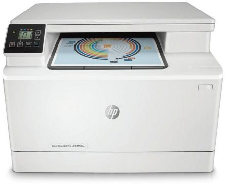 Принтер HP Color LaserJet Pro MFP M180n Printer
