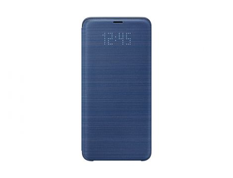Samsung Galaxy S9 +, LED View Cover, Blue