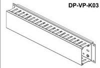 "19"" Management panel 2U 80x60 mm"