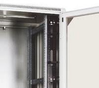 Holder of vertical management panels and brackets 15U, 1 pair