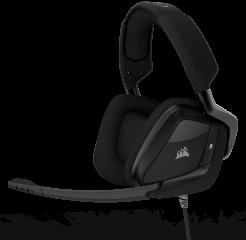 Слушалки с микрофон Corsair Gaming™ VOID PRO Surround Premium Gaming Headset with Dolby® Headphone 7.1, Carbon Black (EU Version)