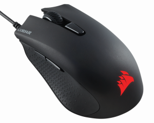 Mишка Corsair Gaming™ HARPOON RGB Gaming Mouse, Backlit RGB LED, 6000 DPI, Optical (EU version)