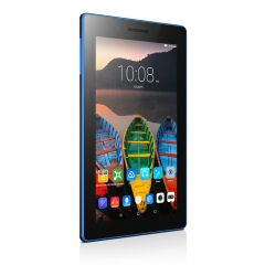 "Lenovo TAB 7 Essential WiFi GPS BT4.0, 1.3GHz QuadCore, 7"" IPS 1024 x 600, 1GB DDR4, 8GB flash, 2MP cam + 2MP front, MicroSD, MicroUSB, Android 7.0 Nougat, Black"