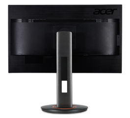 Monitor Acer XF270HAbmidprzx 69cm (27'') Wide, 16:9 FHD, ZeroFrame FreeSync 240Hz 1ms 100M:1 ACM 400nits LED DVI-DL HDMI DP MM USB 3.0 Hub(1up 4down) Audio In/Out Height adj. Pivot EURO/UK EMEA MPRII Black Acer EcoDisplay, 2 years