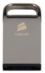 Флаш памет Corsair Voyager Vega USB 3.0 32GB, Ultra-Compact Low Profile USB Flash Drive, Zinc Alloy Housing, Plug and Play