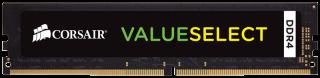 Памет Corsair DDR4, 2400MHz 8GB (1 x 8GB) 288 DIMM 1.20V, Unbuffered, 16-16-16-39, Intel 7th Gen and AMD Ryzen motherboards