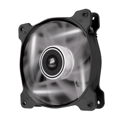 Вентилатор за кутия Corsair The Air Series SP 120 LED High Static Pressure Fan Cooling, White, Single Pack