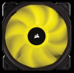 Вентилатор за кутия Corsair SP120 RGB LED Static Pressure Fan no Controller