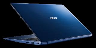 "WEEKLY PROMO! NB Acer Swift 3 SF314-52-32N5/14.0"" IPS Full HD 1920x1080 Corning® Gorilla® Glas /Intel® Core™ i3-7130U/1x4GB/128GB PCI-E SSD/ Intel HD Graphics 620/ Keyboard backlight/Finger Print/ Windows10/ Мetallic body (Anodizing)/ Stellar Blue"