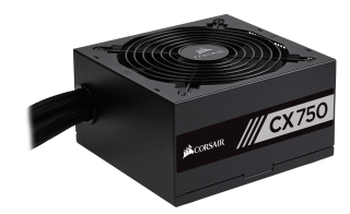 Захранване Corsair Builder Series CX 80+ Bronze, 750 Watt, ATX, EPS12V, PS/2, Power Supply, EU Version