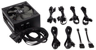 Захранване Corsair Enthusiast Series TX850 Power Supply, Modular 80 Plus Gold 850 Watt, EU Version (7 years warranty)