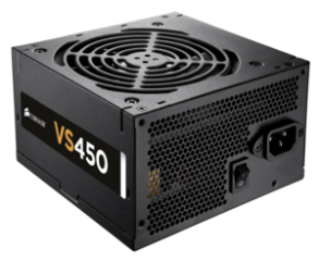 Захранване Corsair VS series 450W, ATX, EU Version