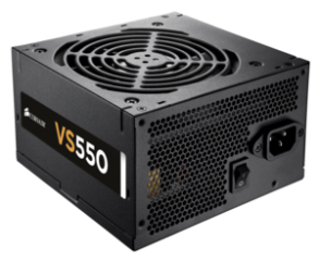 Захранване Corsair VS series 550W, ATX, EU Version
