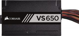 Захранване Corsair VS series 650W, ATX, EU Version