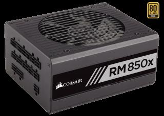 Захранване Corsair RMx Series RM850x Power Supply, Fully Modular 80 Plus Gold 850 Watt, EU Version (10 years warranty) NEW