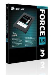 "SSD Corsair Force Series LS 2.5"" 120GB SATA III MLC 7mm, Up to 540MB/s Sequential Read, Up to 450MB/s Sequential Write; Up to 43K IOPS Random Read, Up to 23K IOPS Random Write"