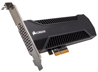 SSD Corsair Neutron Series NX500 400GB Add in Card NVMe PCIe Gen. 3 x4 SSD, Up to 3,000MB/s Sequential Read, Up to 2,400MB/s Sequential Write; Up to 300K IOPS Random Read, Up to 270K IOPS Random Write