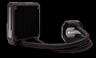 Водно охлаждане за процесор Corsair Hydro Series H80i v2, Compatible with Intel (LGA 1150/1151/1155/1156/1366/2011/2011-3) and AMD (AM2/AM3, FM1/FM2), 2 x 120mm Radiator, High Performance Liquid CPU Cooler