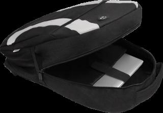 Defender Раница за лаптоп Everest 15.6', органайзър с цип, черна