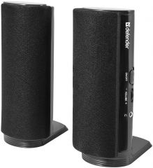 Колонки Defender 2.0 Active speaker system SPK-210 2х2 W, headphones port, 220V