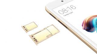 """Smartphone Xiaomi Redmi 5A 2/16GB Dual SIM 5.0"""" Gold"""