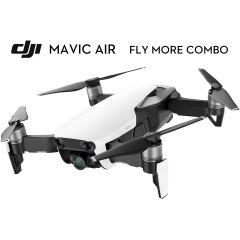 DJI дрон Mavic Air Fly More Combo Arctic White